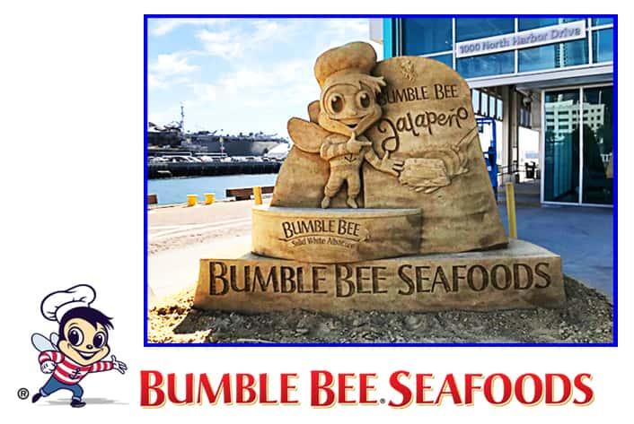 Thank You Bumblebee Seafoods!