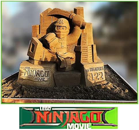 Thank You Lego Ninjago!