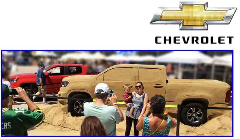 Thank You Chevrolet Motors!