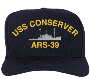 USS Conserver Ball Cap image