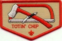 Totin' Chip Patch