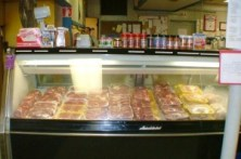 Fresh Packages of Beef & Sausage Daily