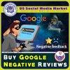 Buy Google Negative Reviews