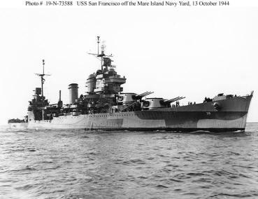 Mare Island Navy Yard - 1944