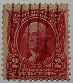 1902 Washington 2c