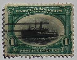 1901 Pan-American Exposition 1c