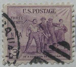 1933 NRA 3c