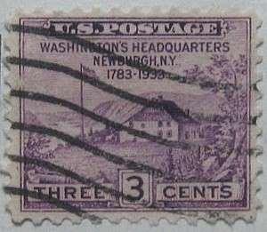 1933 Peace of 1783 3c