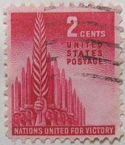 1943 Allied Nations 2c