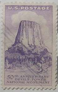 1956 Devils Tower 3c