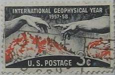 1958 International Geophysical Year 3c