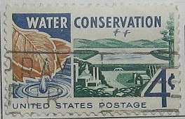 1960 Water Conservation 4c