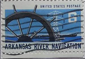 1968 Arkansas River Navigation 6c
