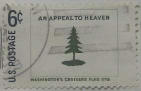 1968 Washington's Cruisers Flag 6c