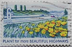 1969 Beautification of Highways 6c