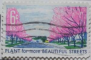 1969 Beautification of Streets 6c