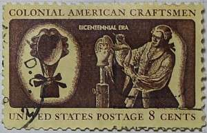 1972 Colonial Craftsmen - Wigmaker 8c