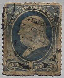 1881 Franklin 1c