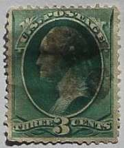 1881 Washington 3c