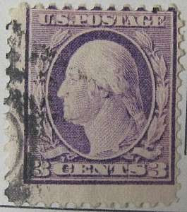 1917 Washington 3c