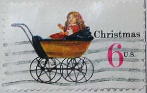 1970 Christmas Carriage 6c