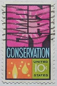 1974 Energy Conservation 10c