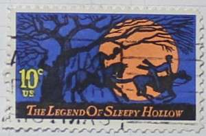 1974 Sleepy Hollow 10c