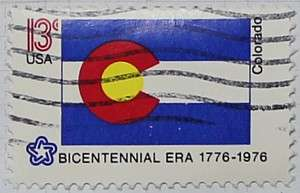 1976 Colorado Flag 13c