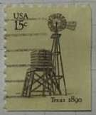 1978 Texas Windmill 15c
