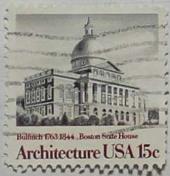 1979 Boston State House 15c