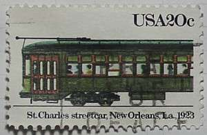 1983 New Orleans 20c
