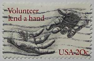 1983 Volunteerism 20c