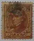 1898 Webster 10c type II