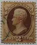 1870 Jackson 2c