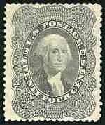 1860 Washington 24c