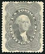 1860 Washington 24c
