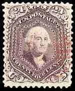 1861 Washington 24c