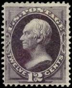 1873 Clay 12c
