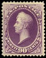 1888 Perry 90c