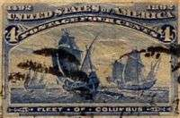 Fleet of Columbus 4c