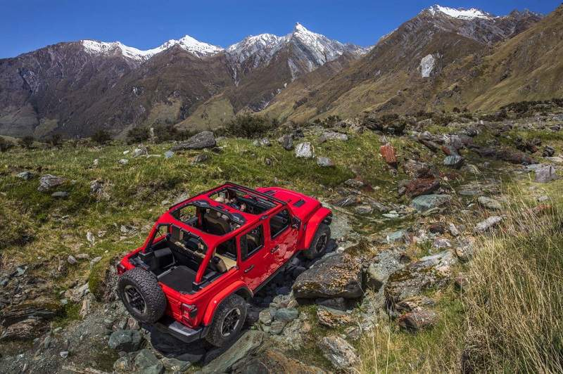 2021 Jeep Wrangler PHEV is Ready for Debut