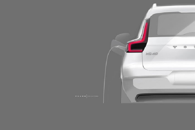 2021 Volvo XC40 With Electric Drivetrain Announced
