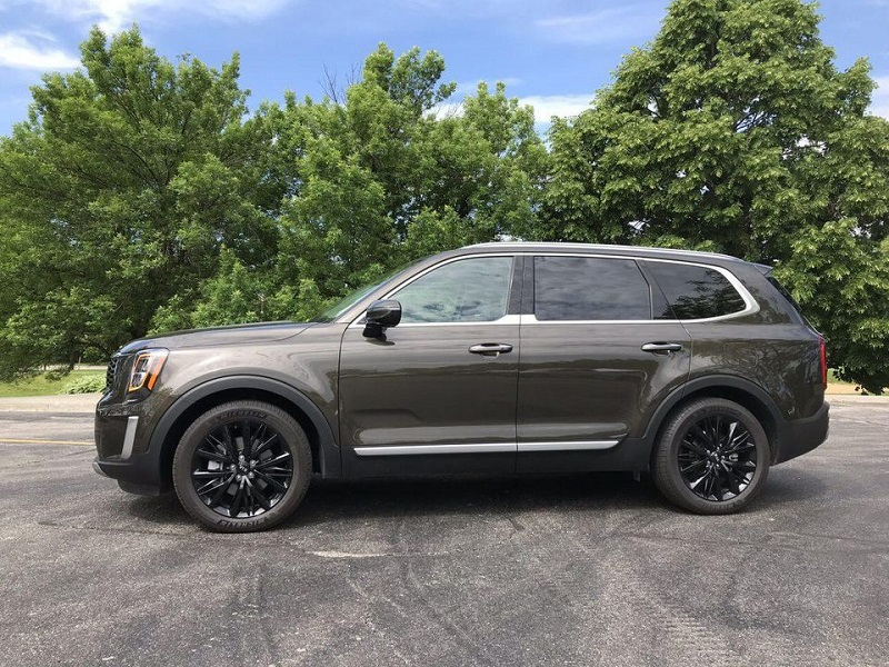 2021 Kia Telluride Full Trim Level Review