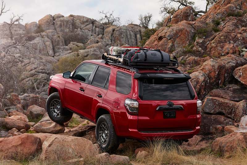 Ready For the New Generation – 2022 Toyota 4Runner