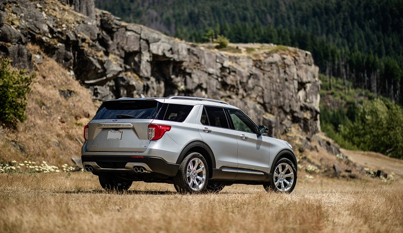 2021 Ford Explorer Will Get the Plug-In Hybrid Configuration