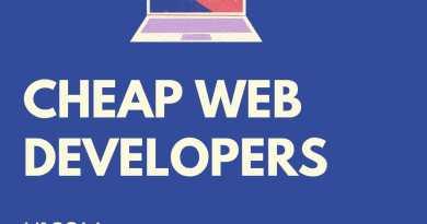 Cheap web developers Pakistan - Web designers