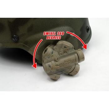 Hardcase Tactical Helmet Light
