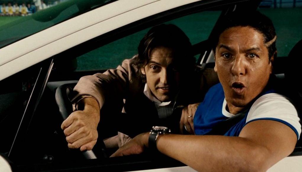 Тест на знание фильма «Такси»