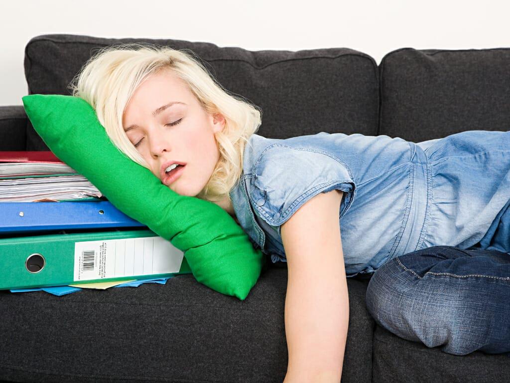 Пройди тест, и мы скажем, ленивая ты или нет!