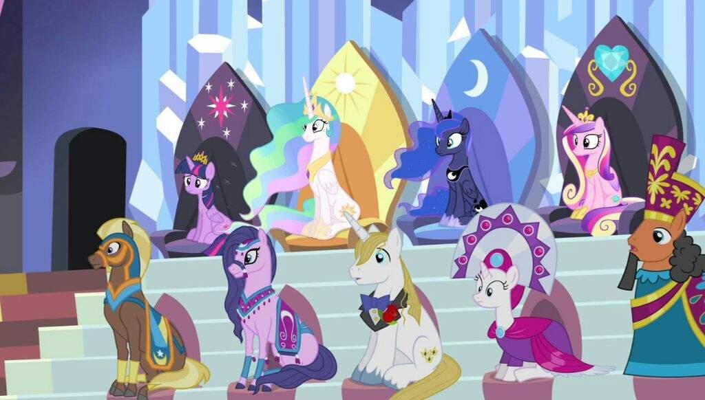 Тест: Кто ты из пони принцесс?